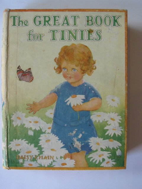 Photo of THE GREAT BOOK FOR TINIES written by Strang, Mrs. Herbert illustrated by Sowerby, Millicent<br />Govey, Lilian A.<br />Macgregor, Angusine<br />et al.,  published by Oxford University Press, Humphrey Milford (STOCK CODE: 1302487)  for sale by Stella & Rose's Books