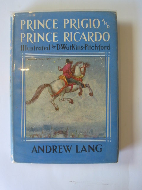 Photo of PRINCE PRIGIO AND PRINCE RICARDO written by Lang, Andrew illustrated by BB,  published by J.M. Dent & Sons Ltd. (STOCK CODE: 1302744)  for sale by Stella & Rose's Books