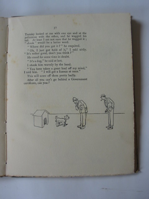 Photo of DOG STORIES FROM PUNCH written by Beercroft, A.E.<br />Brightwell, L.R.<br />Lucas, E.V.<br />Milne, A.A.<br />et al,  illustrated by Morrow, George published by Clement Ingleby (STOCK CODE: 1302820)  for sale by Stella & Rose's Books