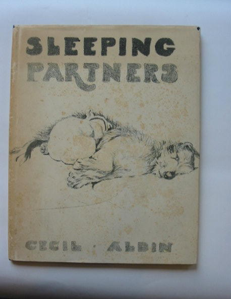 Photo of SLEEPING PARTNERS written by Aldin, Cecil illustrated by Aldin, Cecil published by Eyre & Spottiswoode (STOCK CODE: 1302901)  for sale by Stella & Rose's Books
