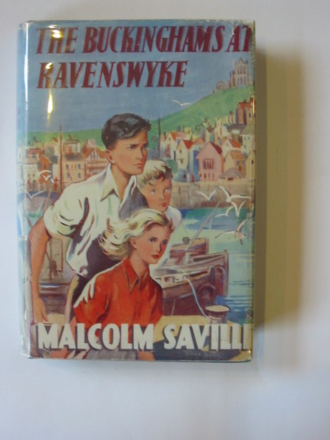 Photo of THE BUCKINGHAMS AT RAVENSWYKE written by Saville, Malcolm illustrated by Bush, Alice published by Evans Brothers Limited (STOCK CODE: 1303035)  for sale by Stella & Rose's Books