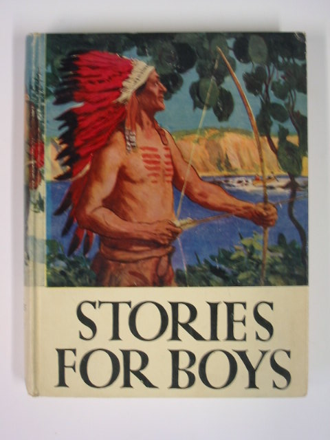 Photo of STORIES FOR BOYS written by Avery, Harold<br />Grant, J.<br />Jackson, A.S.<br />et al,  published by Thomas Nelson and Sons Ltd. (STOCK CODE: 1303304)  for sale by Stella & Rose's Books