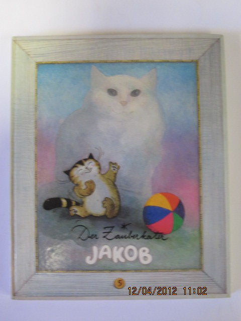 Photo of DER ZAUBERKATER JAKOB 5 written by Hartner, Thomas<br />Hartmann, Sven published by Benteli Verlag (STOCK CODE: 1303347)  for sale by Stella & Rose's Books
