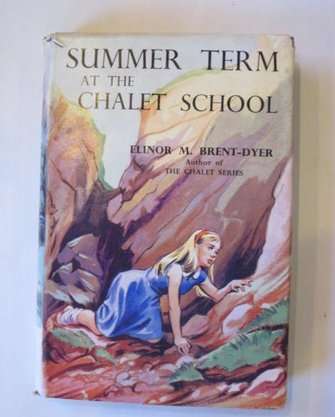 Photo of SUMMER TERM AT THE CHALET SCHOOL written by Brent-Dyer, Elinor M. illustrated by Brook, D. published by W. & R. Chambers Limited (STOCK CODE: 1303824)  for sale by Stella & Rose's Books