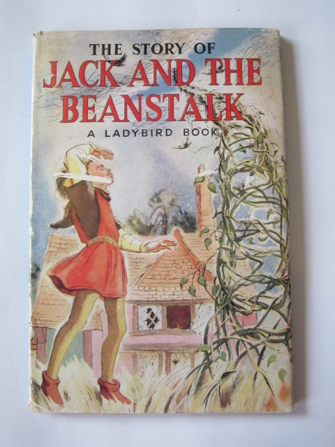 Photo of THE STORY OF JACK AND THE BEANSTALK written by Levy, Muriel illustrated by Murrell, Ruth published by Wills & Hepworth Ltd. (STOCK CODE: 1304676)  for sale by Stella & Rose's Books