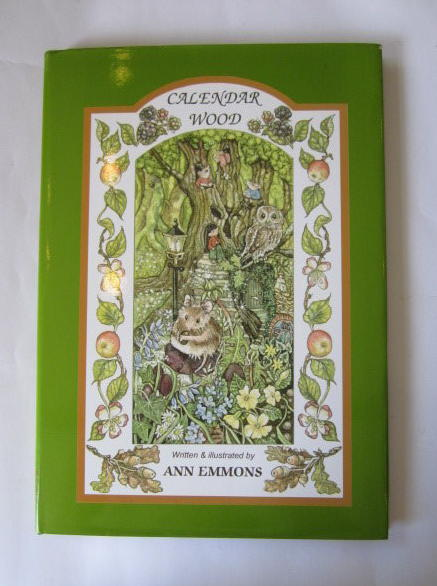 Photo of CALENDAR WOOD written by Emmons, Ann illustrated by Emmons, Ann published by Wayfarer Books (STOCK CODE: 1304794)  for sale by Stella & Rose's Books