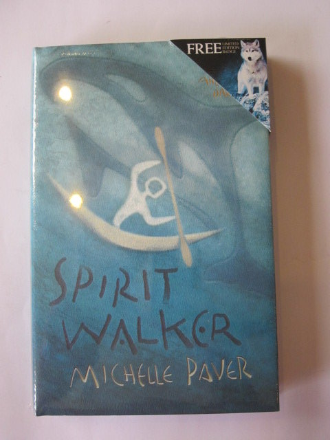 Photo of SPIRIT WALKER written by Paver, Michelle published by Orion Children's Books (STOCK CODE: 1304905)  for sale by Stella & Rose's Books