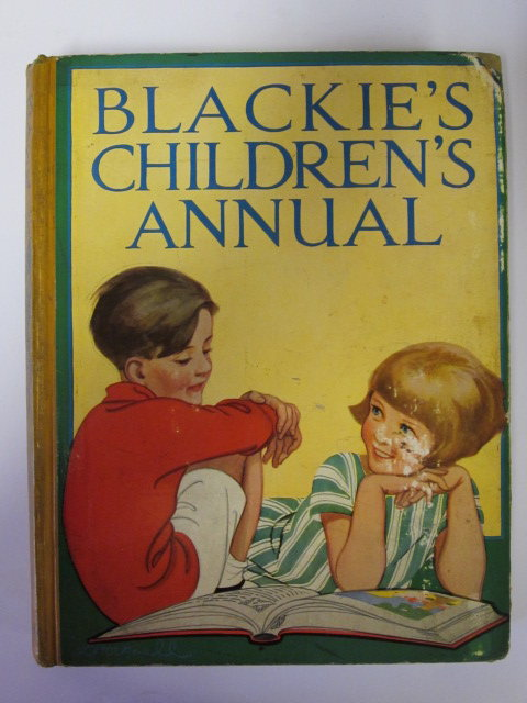 Photo of BLACKIE'S CHILDREN'S ANNUAL 23RD YEAR written by Barnes, Madeline<br />Ogilvie, Will H.<br />Pope, Jessie<br />Smith, Evelyn<br />et al, illustrated by Adams, Frank<br />Reynolds, Warwick<br />Rountree, Harry<br />et al., published by Blackie & Son Ltd. (STOCK CODE: 1305091)  for sale by Stella & Rose's Books