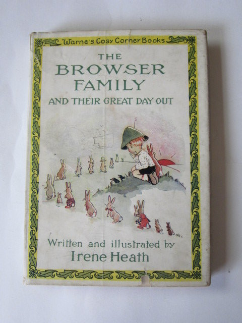 Photo of THE BROWSER FAMILY AND THEIR GREAT DAY OUT written by Heath, Irene illustrated by Heath, Irene published by Frederick Warne & Co Ltd. (STOCK CODE: 1305291)  for sale by Stella & Rose's Books