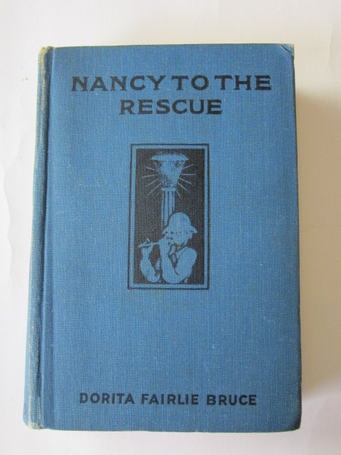Photo of NANCY TO THE RESCUE written by Bruce, Dorita Fairlie published by Oxford University Press, Humphrey Milford (STOCK CODE: 1305440)  for sale by Stella & Rose's Books