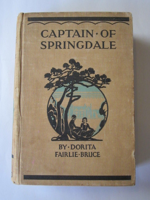 Photo of CAPTAIN OF SPRINGDALE written by Bruce, Dorita Fairlie illustrated by Coller, Henry published by Oxford University Press, Humphrey Milford (STOCK CODE: 1305454)  for sale by Stella & Rose's Books