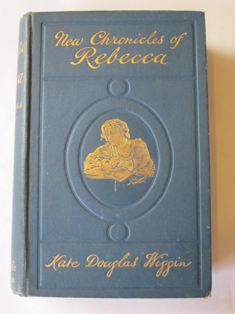 Photo of NEW CHRONICLES OF REBECCA written by Wiggin, Kate Douglas illustrated by Yohn, F.C. published by Archibald Constable & Co. Ltd. (STOCK CODE: 1305694)  for sale by Stella & Rose's Books