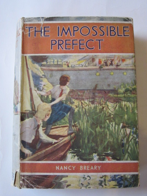 Photo of THE IMPOSSIBLE PREFECT written by Breary, Nancy illustrated by Bates, Leo published by Blackie & Son Ltd. (STOCK CODE: 1305928)  for sale by Stella & Rose's Books