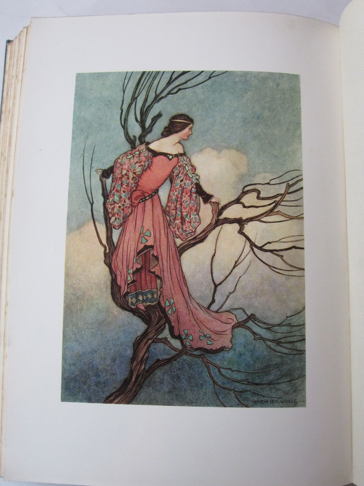 Photo of THE FAIRY BOOK written by Craik, Mrs. Dinah illustrated by Goble, Warwick published by Macmillan & Co. Ltd. (STOCK CODE: 1306490)  for sale by Stella & Rose's Books