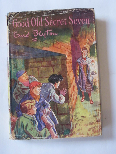 Photo of GOOD OLD SECRET SEVEN written by Blyton, Enid illustrated by Sharrocks, Burgess published by Brockhampton Press (STOCK CODE: 1306740)  for sale by Stella & Rose's Books