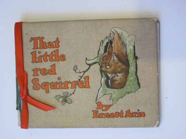 Photo of THAT LITTLE RED SQUIRREL written by Aris, Ernest A. illustrated by Aris, Ernest A. published by Hodder & Stoughton, Henry Frowde (STOCK CODE: 1306904)  for sale by Stella & Rose's Books