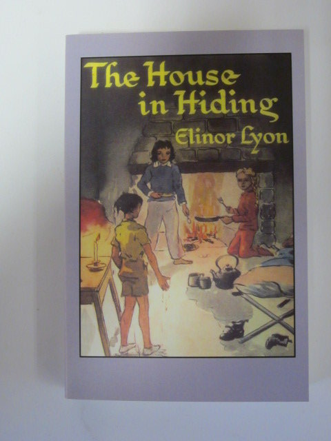 Photo of THE HOUSE IN HIDING written by Lyon, Elinor illustrated by Lyon, Elinor published by Fidra Books (STOCK CODE: 1307507)  for sale by Stella & Rose's Books