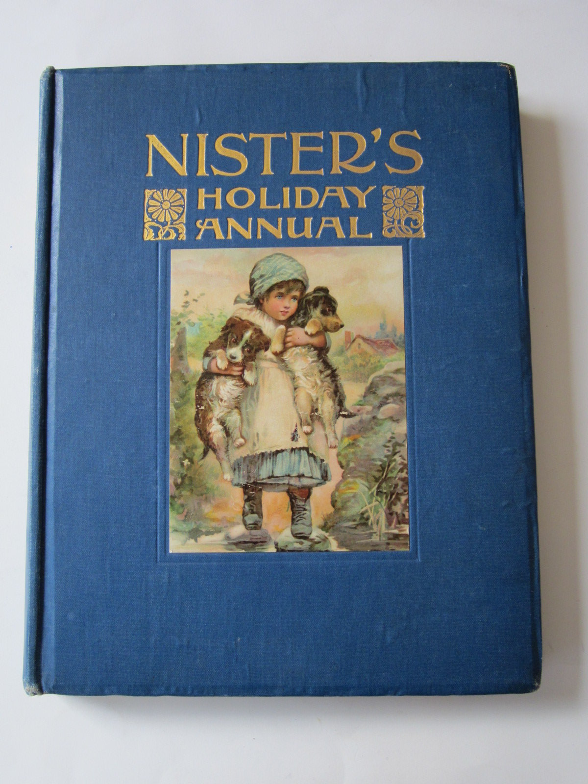 Photo of NISTER'S HOLIDAY ANNUAL - 25TH YEAR written by Playne, Alfred C.<br />Everett-Green, Evelyn<br />Bingham, Clifton<br />et al,  illustrated by Petherick, Rosa C.<br />Hardy, E. Stuart<br />Robinson, Gordon<br />et al.,  published by Ernest Nister (STOCK CODE: 1307930)  for sale by Stella & Rose's Books