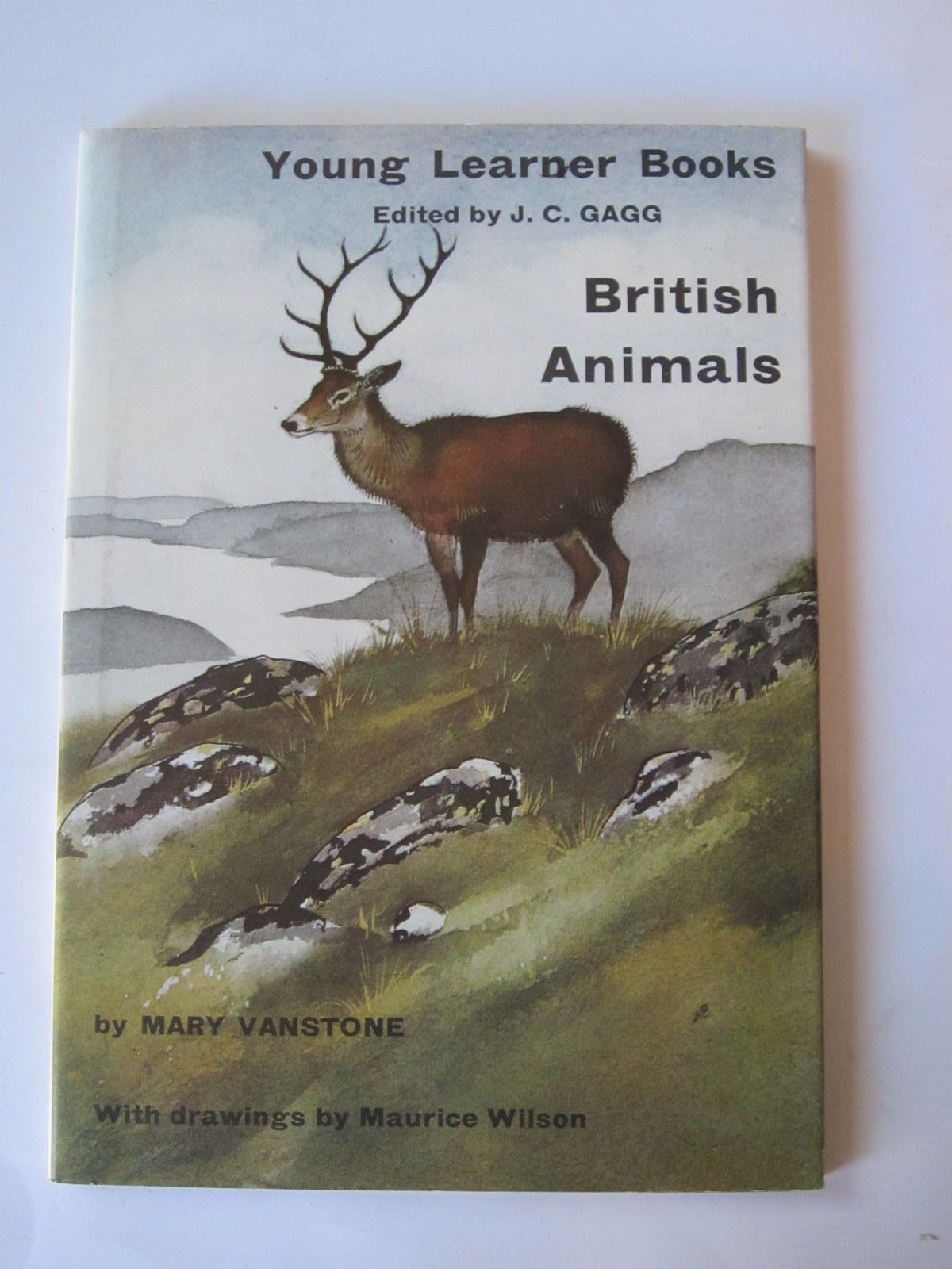 Photo of BRITISH ANIMALS written by Vanstone, Mary illustrated by Wilson, Maurice published by Chatto & Windus (STOCK CODE: 1308384)  for sale by Stella & Rose's Books