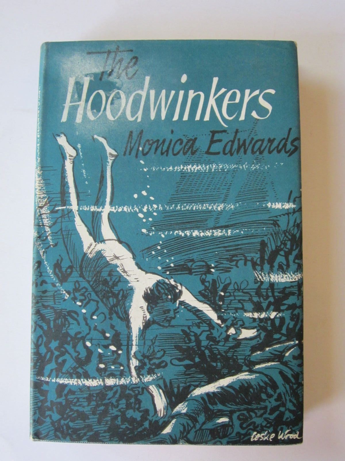 Photo of THE HOODWINKERS written by Edwards, Monica illustrated by Whittam, Geoffrey published by The Children's Book Club (STOCK CODE: 1308758)  for sale by Stella & Rose's Books