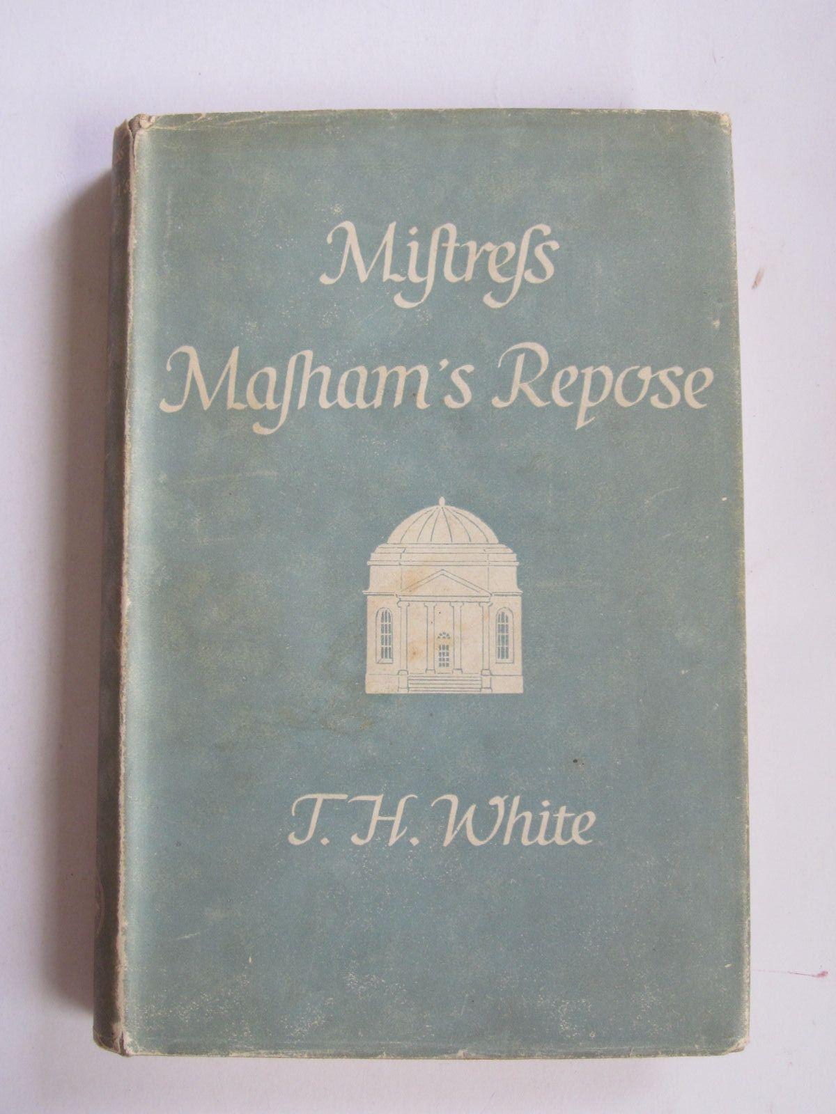Photo of MISTRESS MASHAM'S REPOSE written by White, T.H. published by Jonathan Cape (STOCK CODE: 1309039)  for sale by Stella & Rose's Books