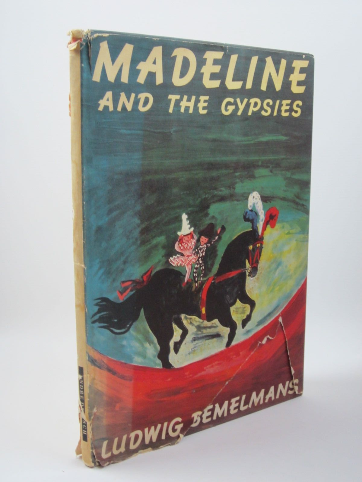 Photo of MADELINE AND THE GYPSIES