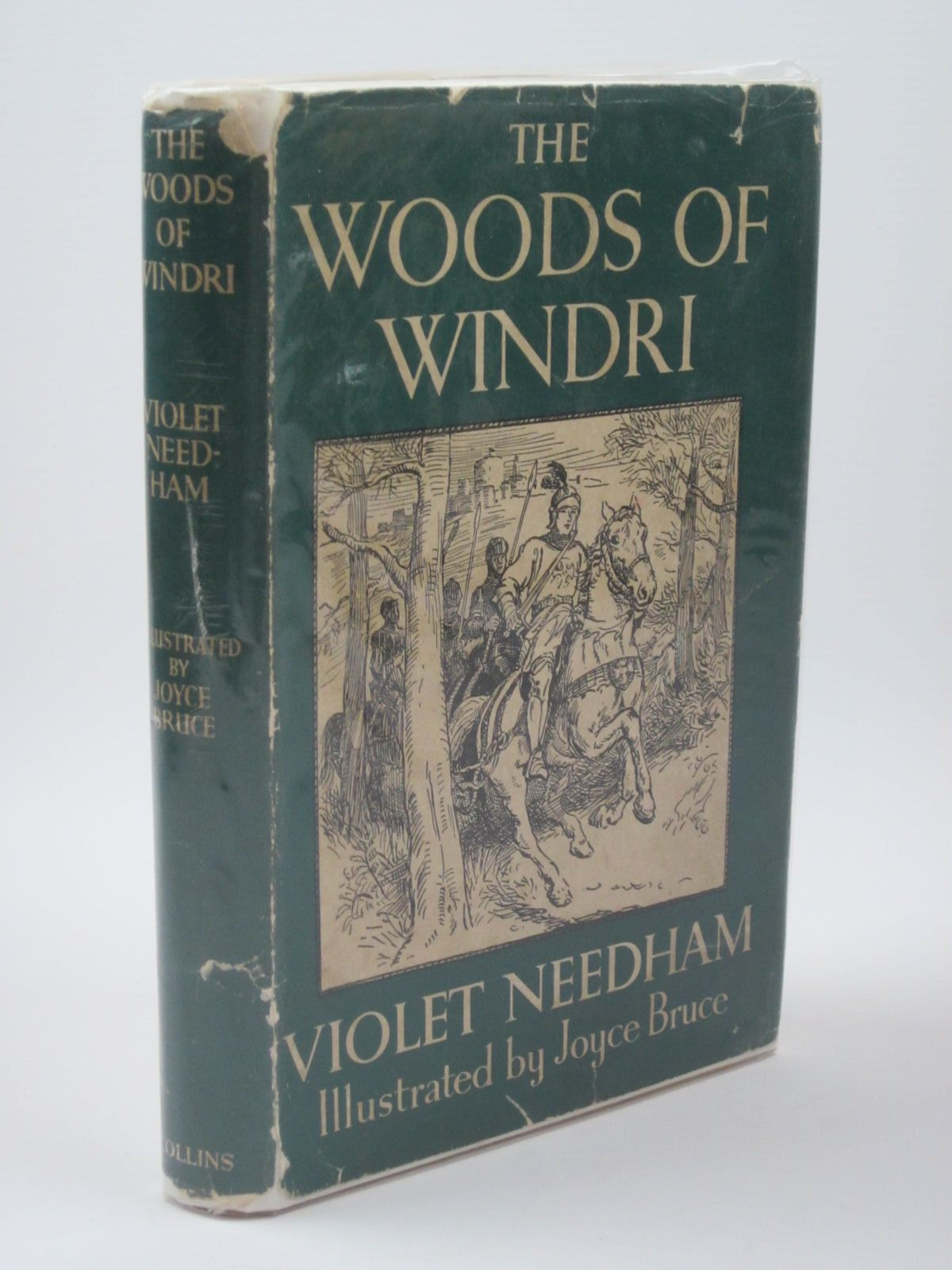Photo of THE WOODS OF WINDRI written by Needham, Violet illustrated by Bruce, Joyce published by Collins (STOCK CODE: 1309914)  for sale by Stella & Rose's Books