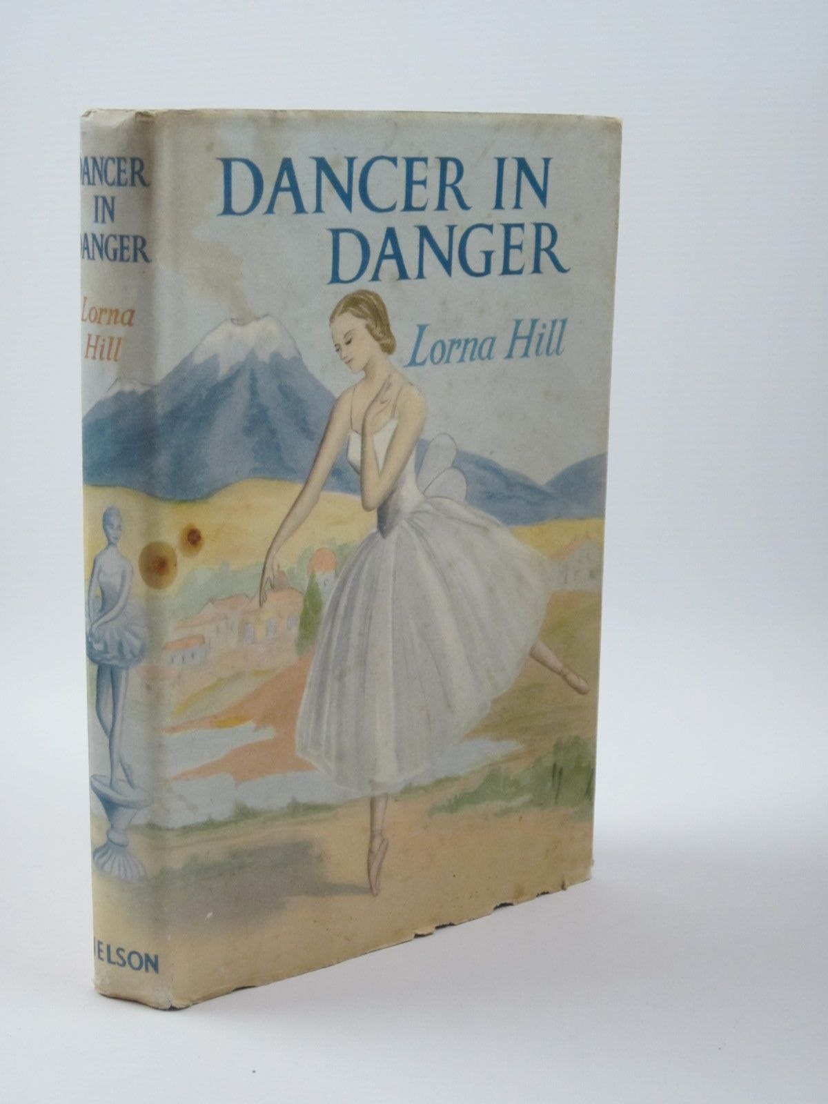 Photo of DANCER IN DANGER written by Hill, Lorna illustrated by Verity, Esme published by Thomas Nelson and Sons Ltd. (STOCK CODE: 1309957)  for sale by Stella & Rose's Books