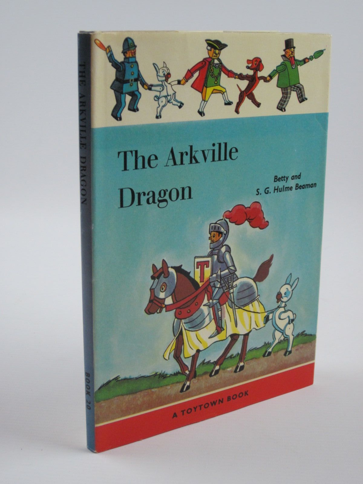 Photo of THE ARKVILLE DRAGON written by Beaman, S.G. Hulme illustrated by Lovell, Kenneth published by Oldbourne Book Co. Ltd. (STOCK CODE: 1310207)  for sale by Stella & Rose's Books