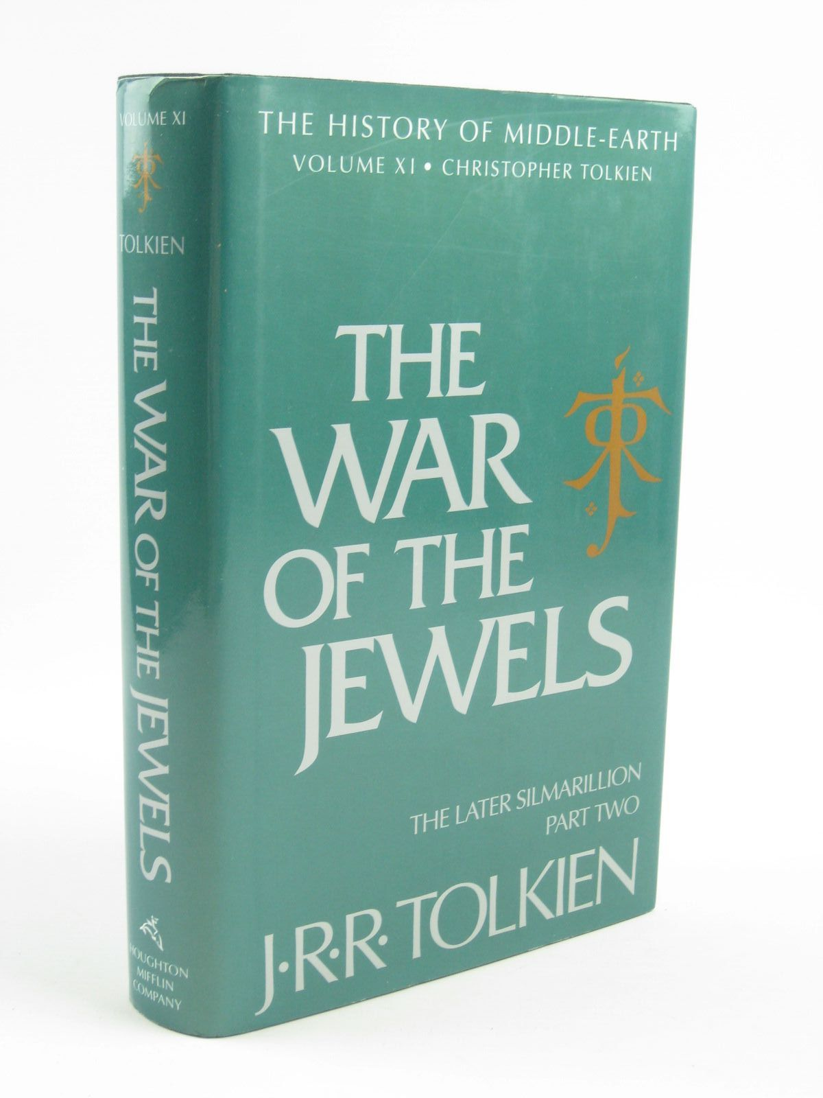 Photo of THE WAR OF THE JEWELS