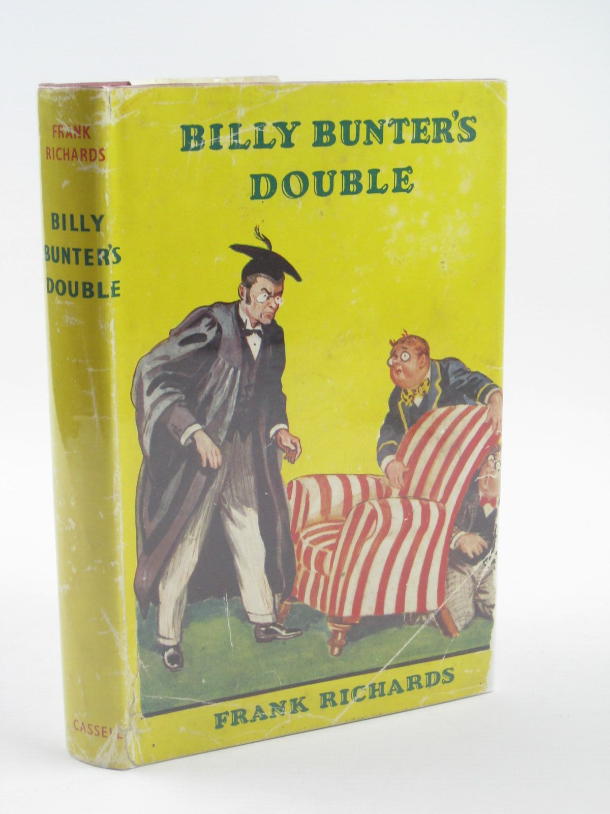 Photo of BILLY BUNTER'S DOUBLE