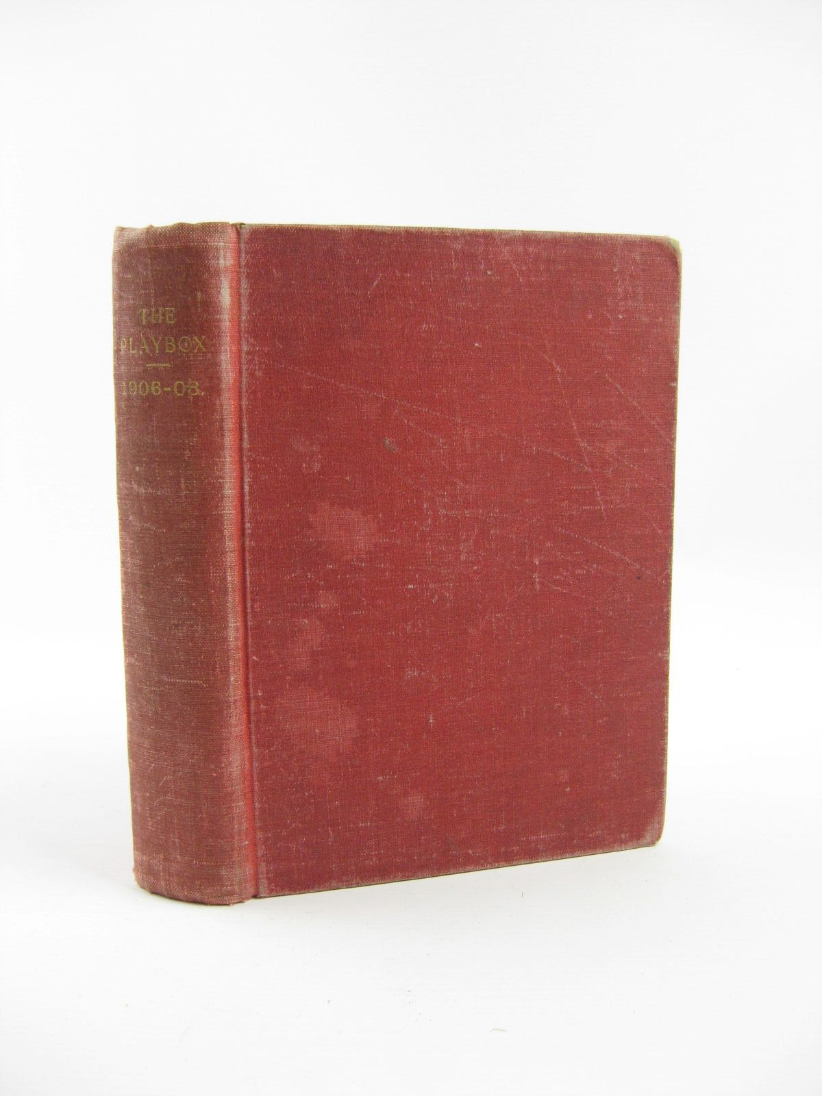 Photo of PLAYBOX 1906-1908 illustrated by Wain, Louis<br />Attwell, Mabel Lucie<br />Folkard, Charles<br />et al.,  (STOCK CODE: 1310494)  for sale by Stella & Rose's Books