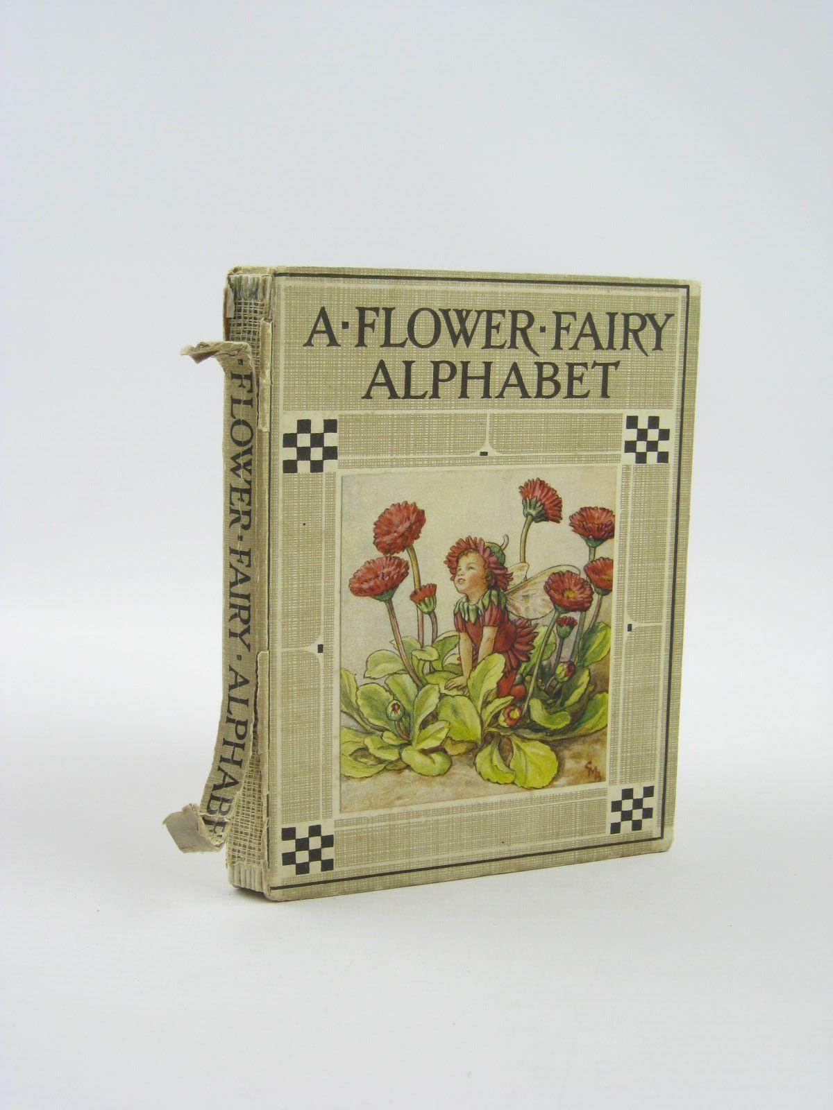 Photo of A FLOWER FAIRY ALPHABET