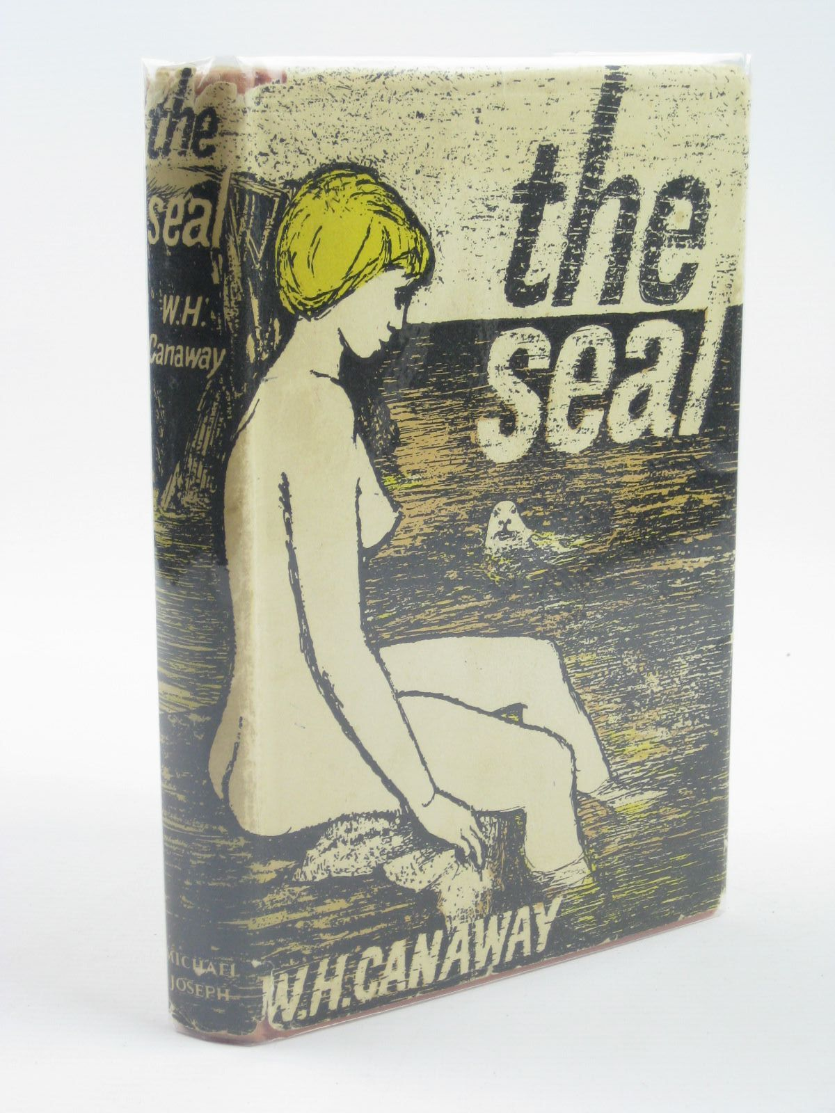 Photo of THE SEAL written by Canaway, W.H. published by Michael Joseph (STOCK CODE: 1310650)  for sale by Stella & Rose's Books