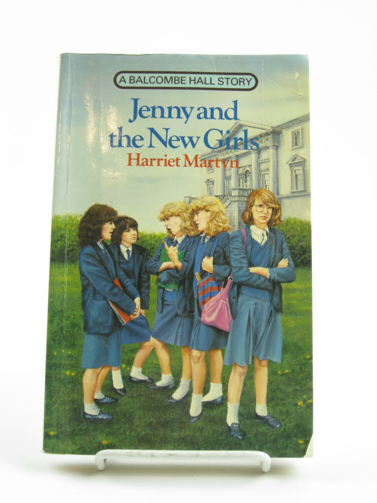 Photo of JENNY AND THE NEW GIRLS written by Martyn, Harriet published by Andre Deutsch (STOCK CODE: 1310667)  for sale by Stella & Rose's Books