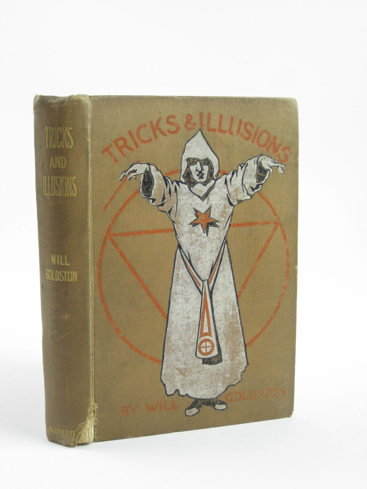 Photo of TRICKS AND ILLUSIONS