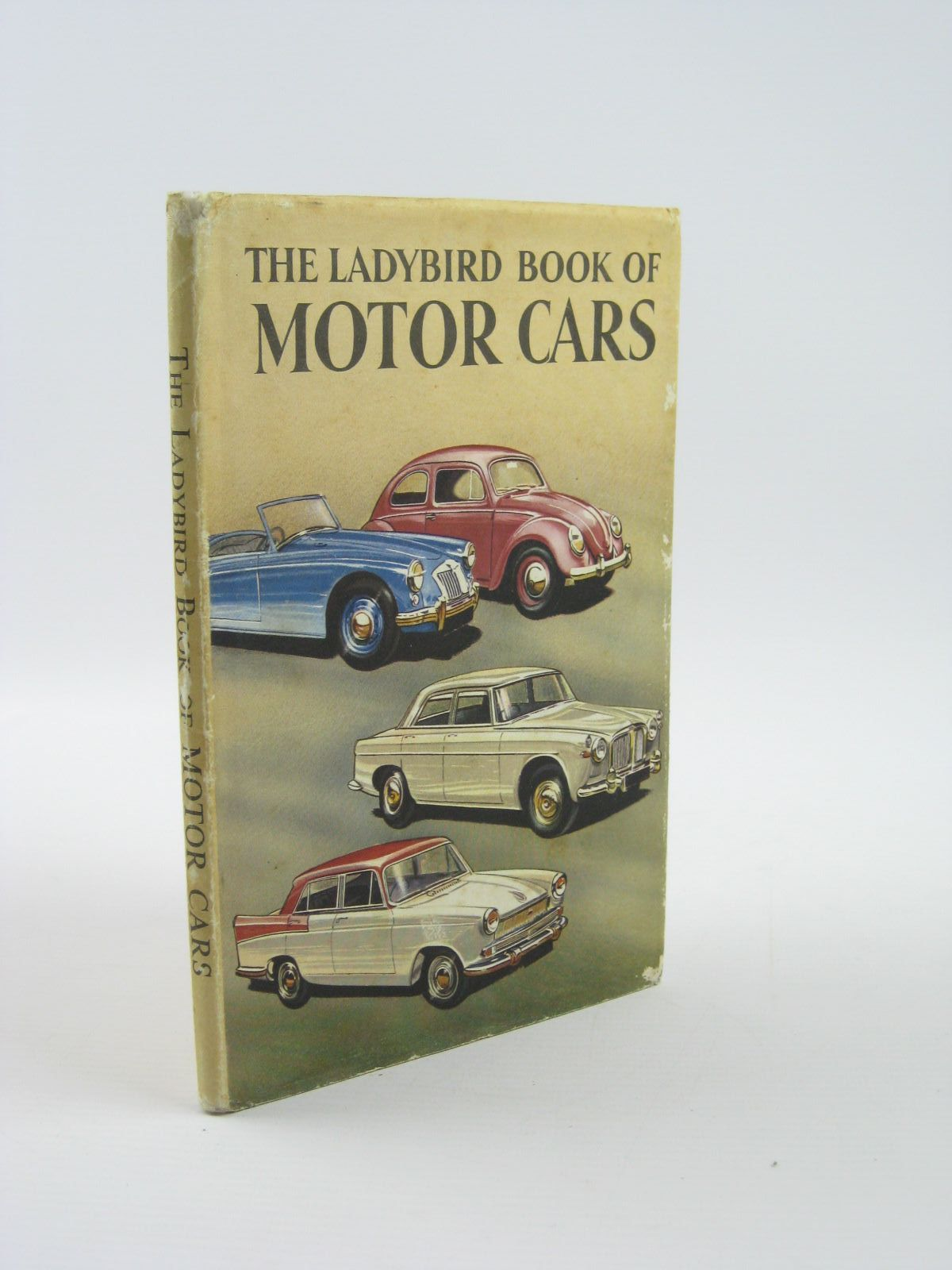Photo of THE LADYBIRD BOOK OF MOTOR CARS