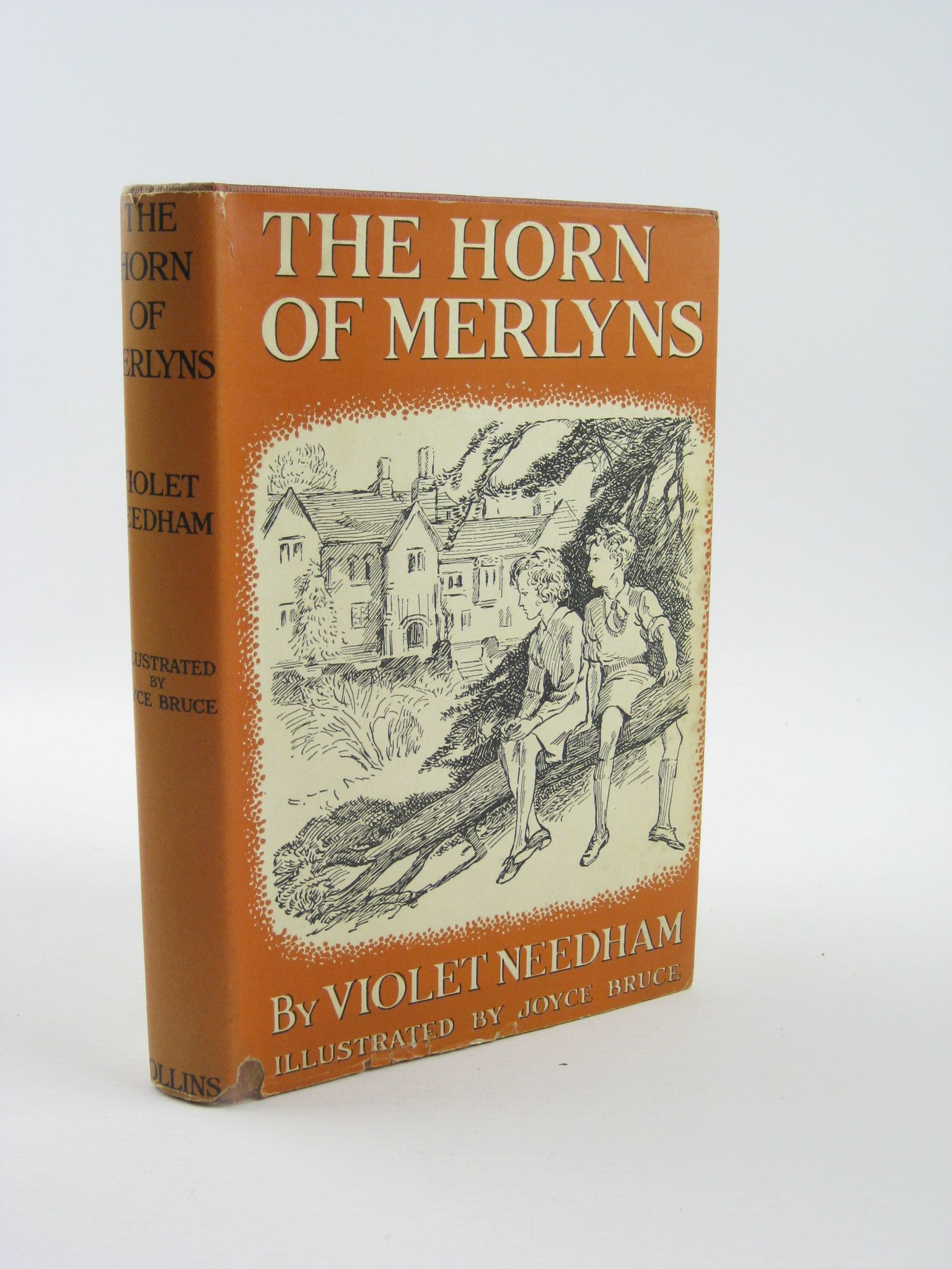 Photo of THE HORN OF MERLYNS