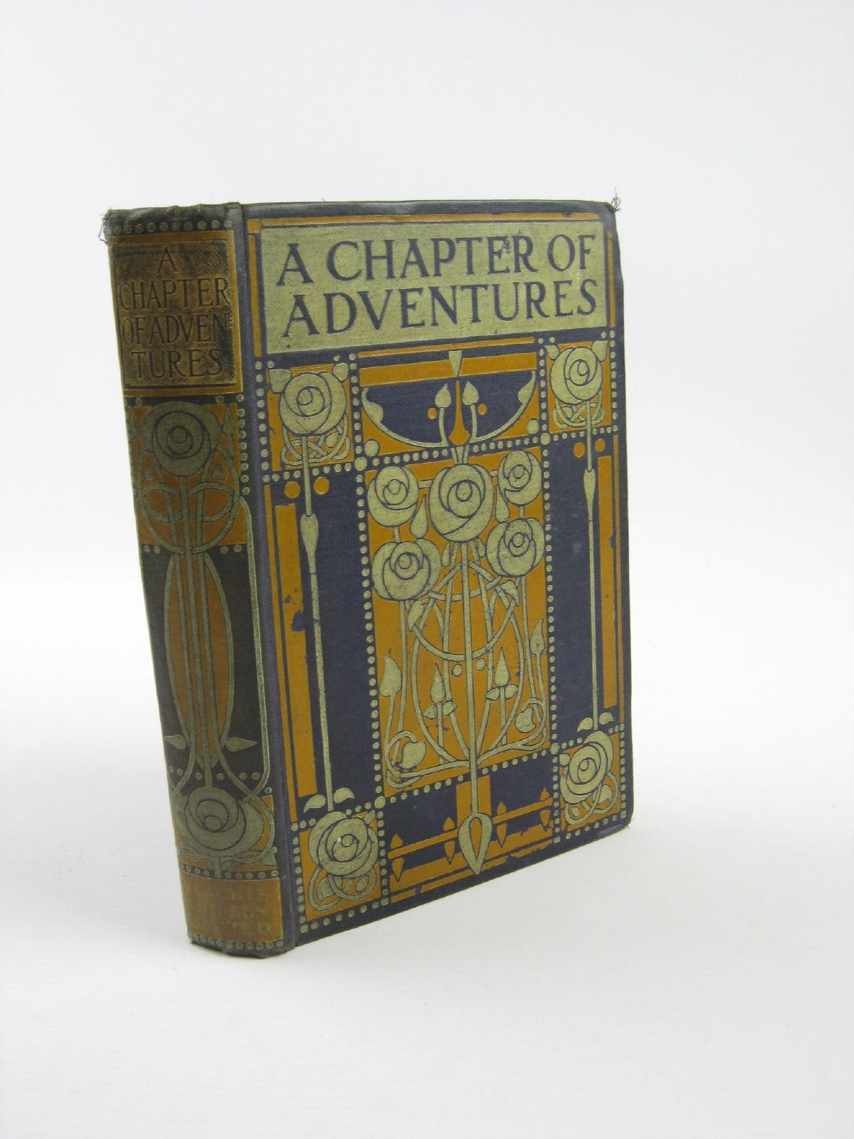Photo of A CHAPTER OF ADVENTURES