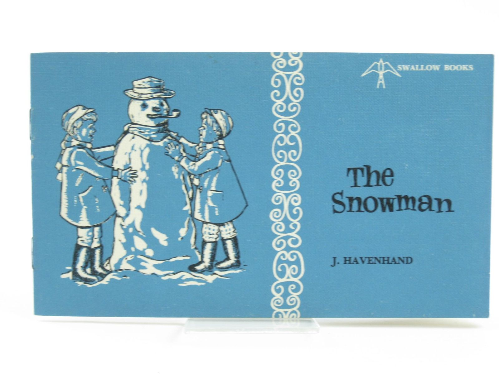 Photo of THE SNOWMAN written by Havenhand, J. illustrated by Saul, A. published by E.J. Arnold & Son Ltd. (STOCK CODE: 1310967)  for sale by Stella & Rose's Books