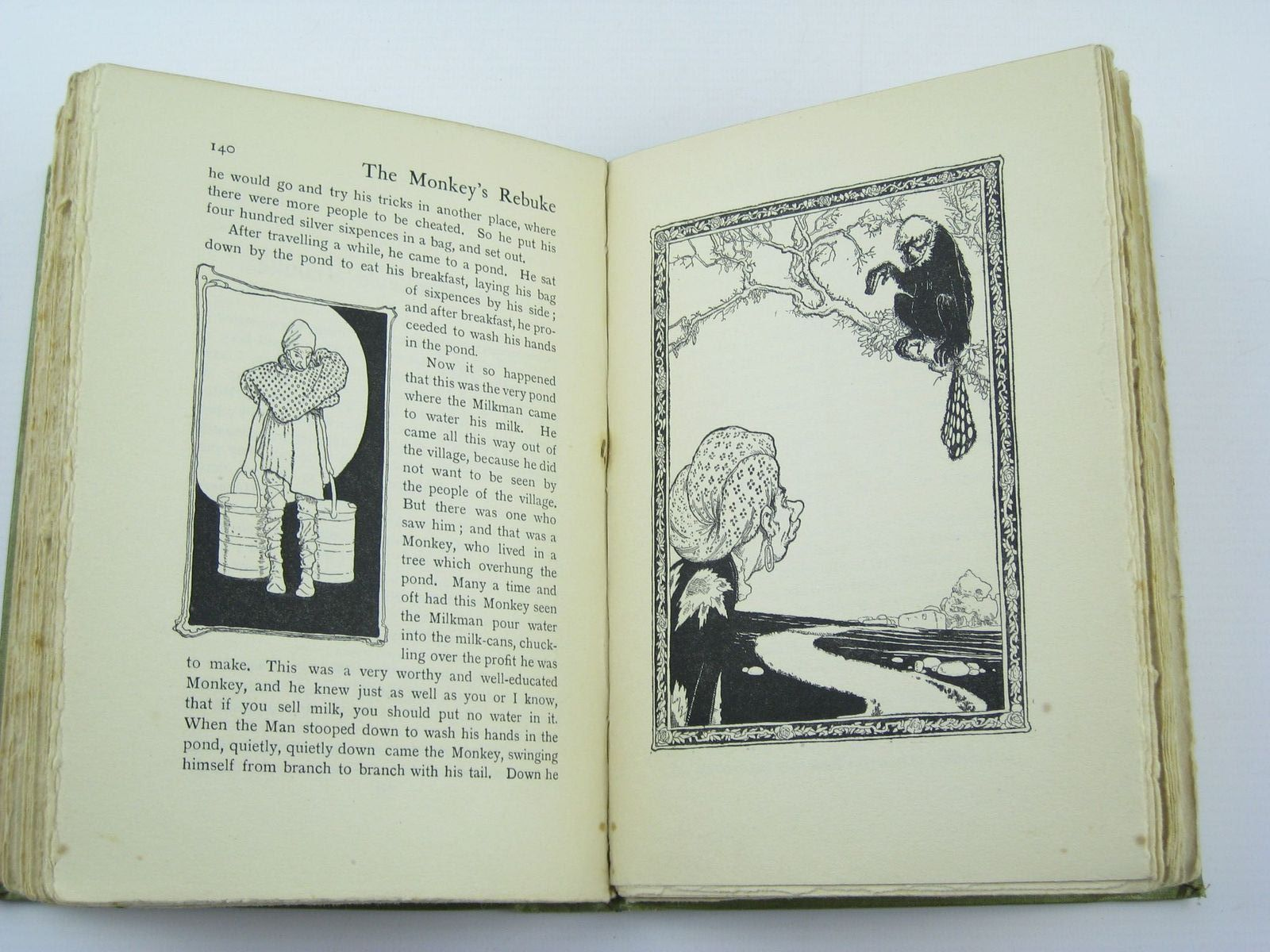 Photo of THE TALKING THRUSH AND OTHER TALES FROM INDIA written by Rouse, W.H.D.<br />Crooke, W. illustrated by Robinson, W. Heath published by J.M. Dent & Co. (STOCK CODE: 1310971)  for sale by Stella & Rose's Books