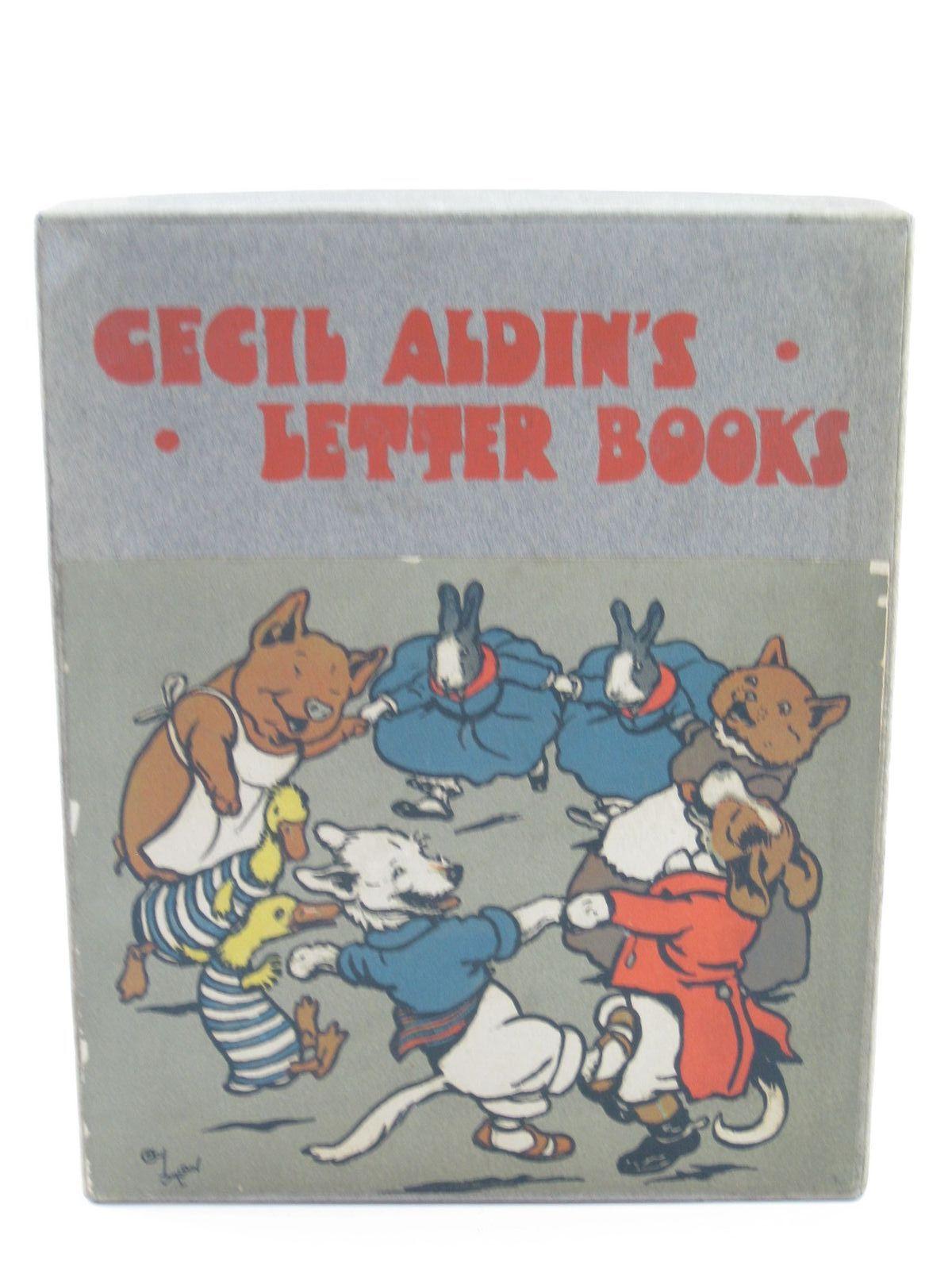 Photo of CECIL ALDIN'S LETTER BOOKS