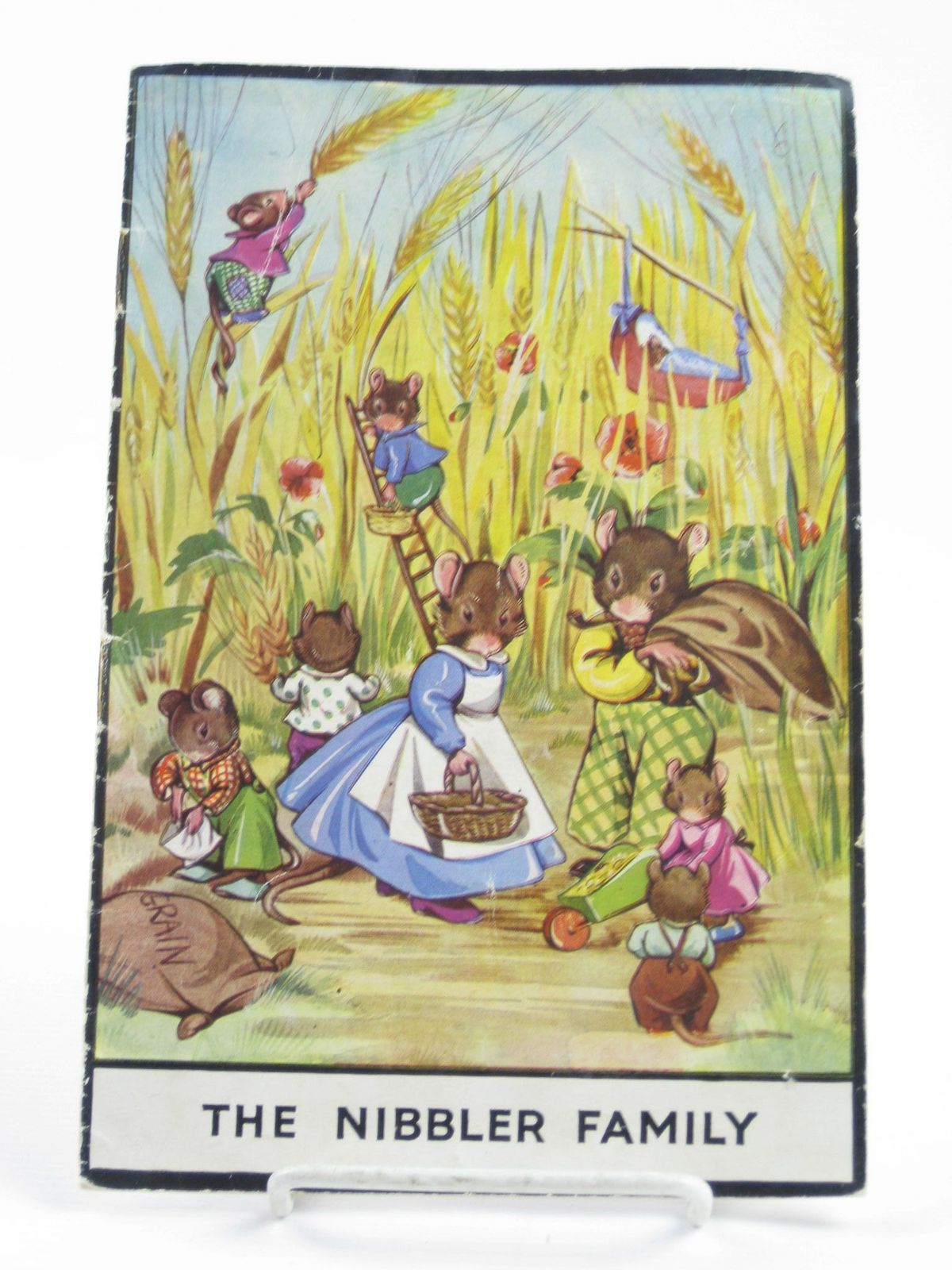 Photo of THE STORY OF THE NIBBLER FAMILY (STOCK CODE: 1311100)  for sale by Stella & Rose's Books