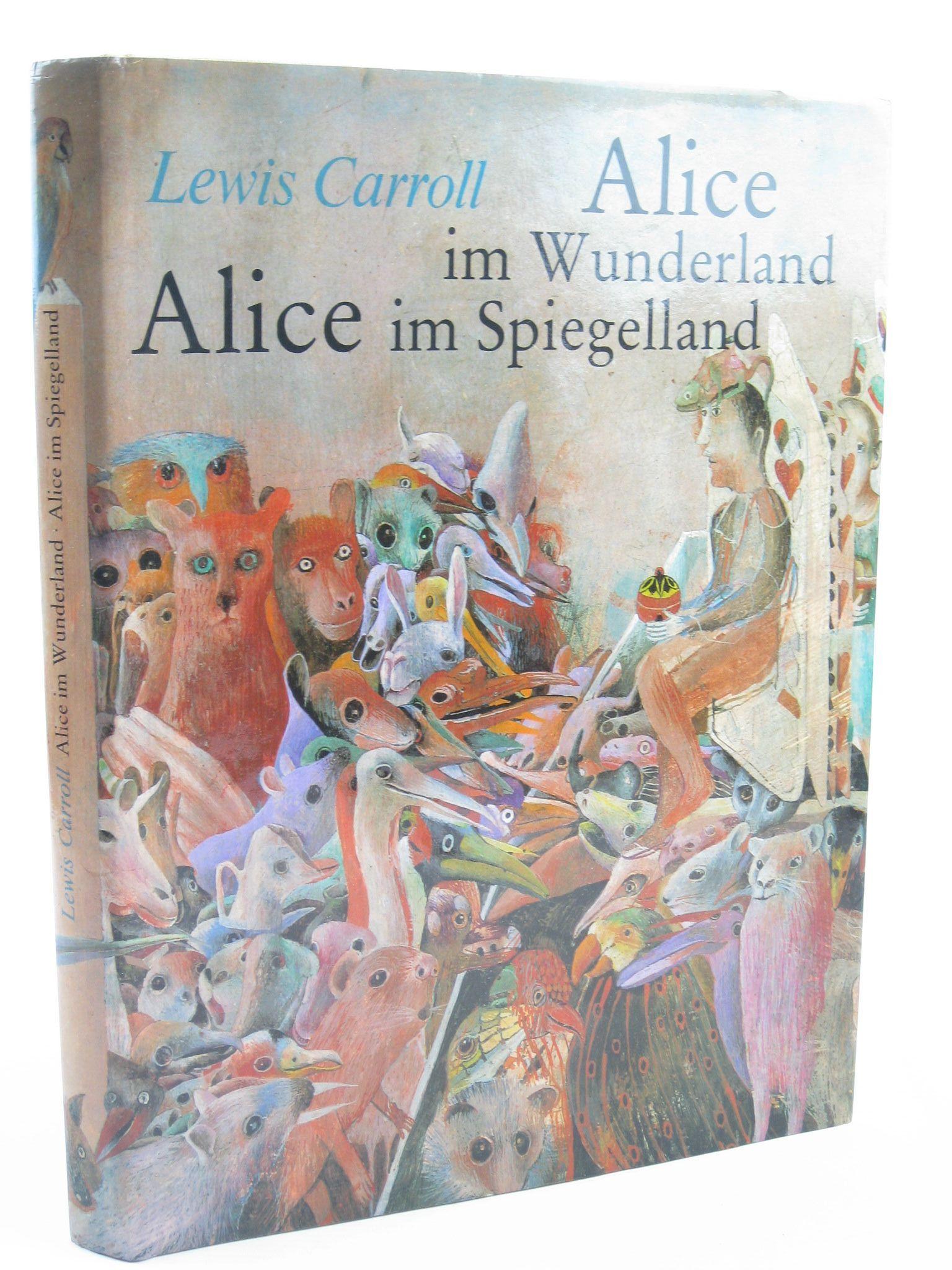 Photo of ALICE IM WUNDERLAND ALICE IM SPIEGELLAND