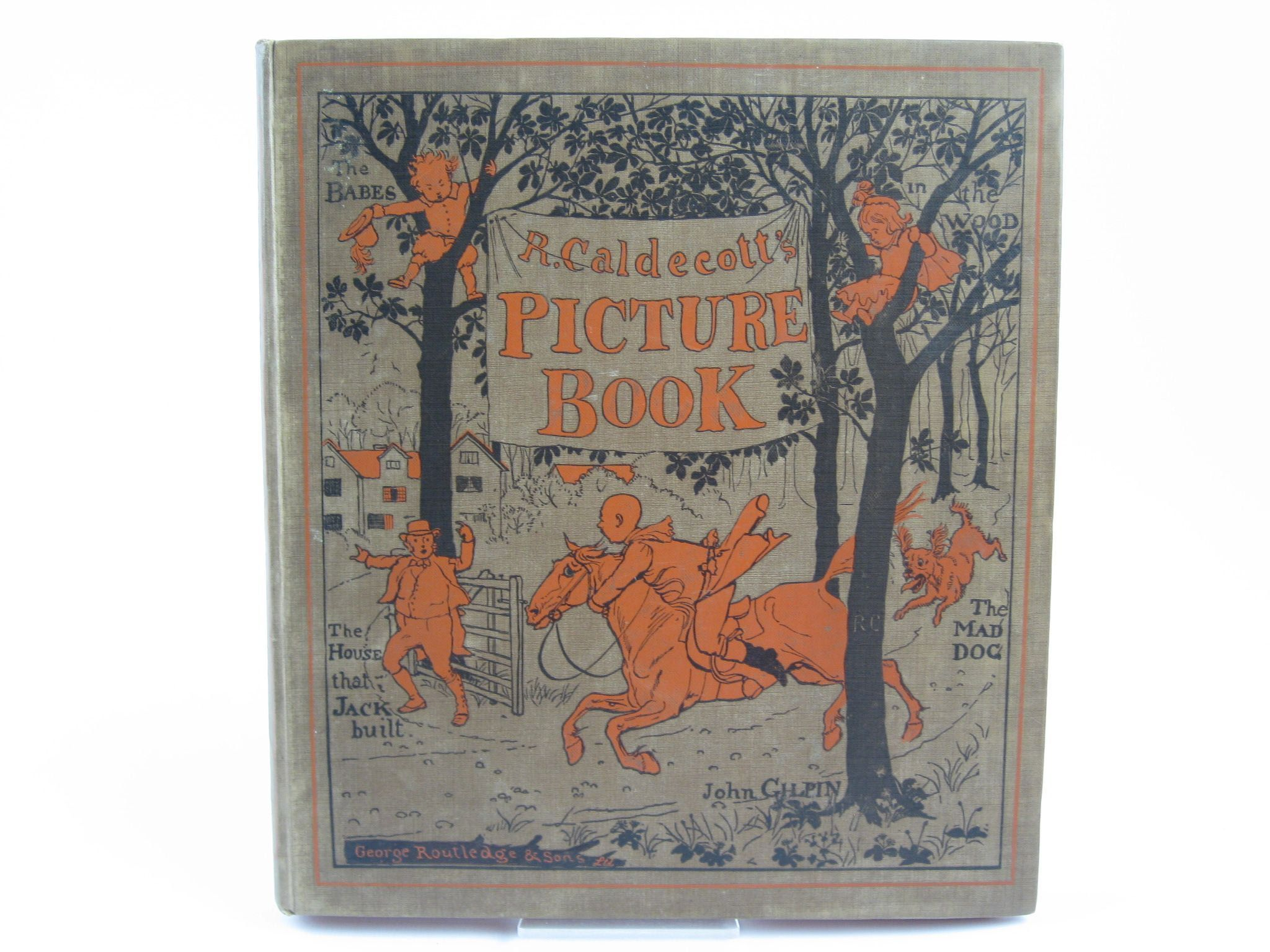 Photo of R. CALDECOTT'S PICTURE BOOK illustrated by Caldecott, Randolph published by George Routledge & Sons Ltd. (STOCK CODE: 1311259)  for sale by Stella & Rose's Books