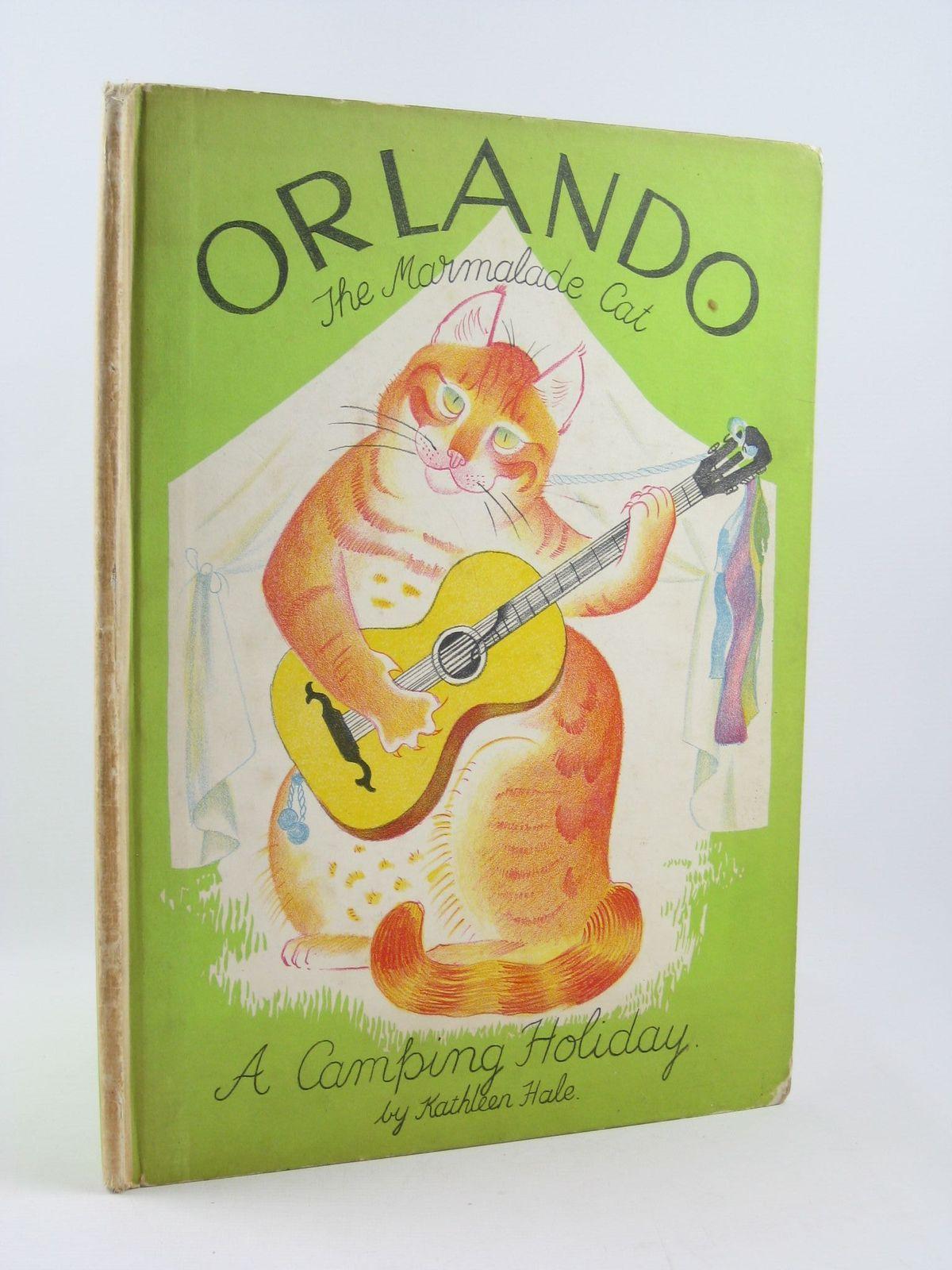 Orlando The Marmalade Cat Books For Sale