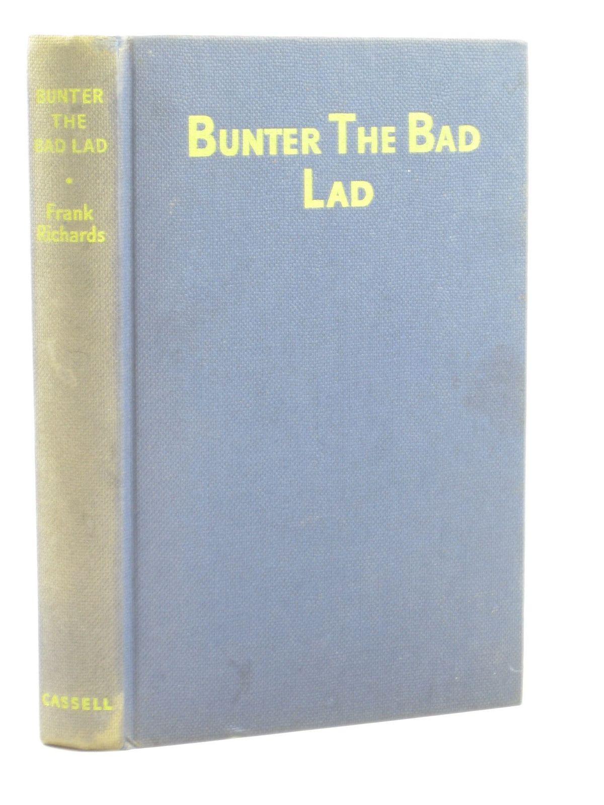 Photo of BUNTER THE BAD LAD