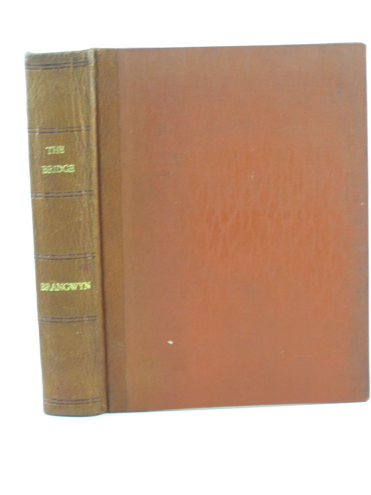 Photo of THE BRIDGE written by Barman, Christian illustrated by Brangwyn, Frank published by John Lane The Bodley Head Limited (STOCK CODE: 1311484)  for sale by Stella & Rose's Books