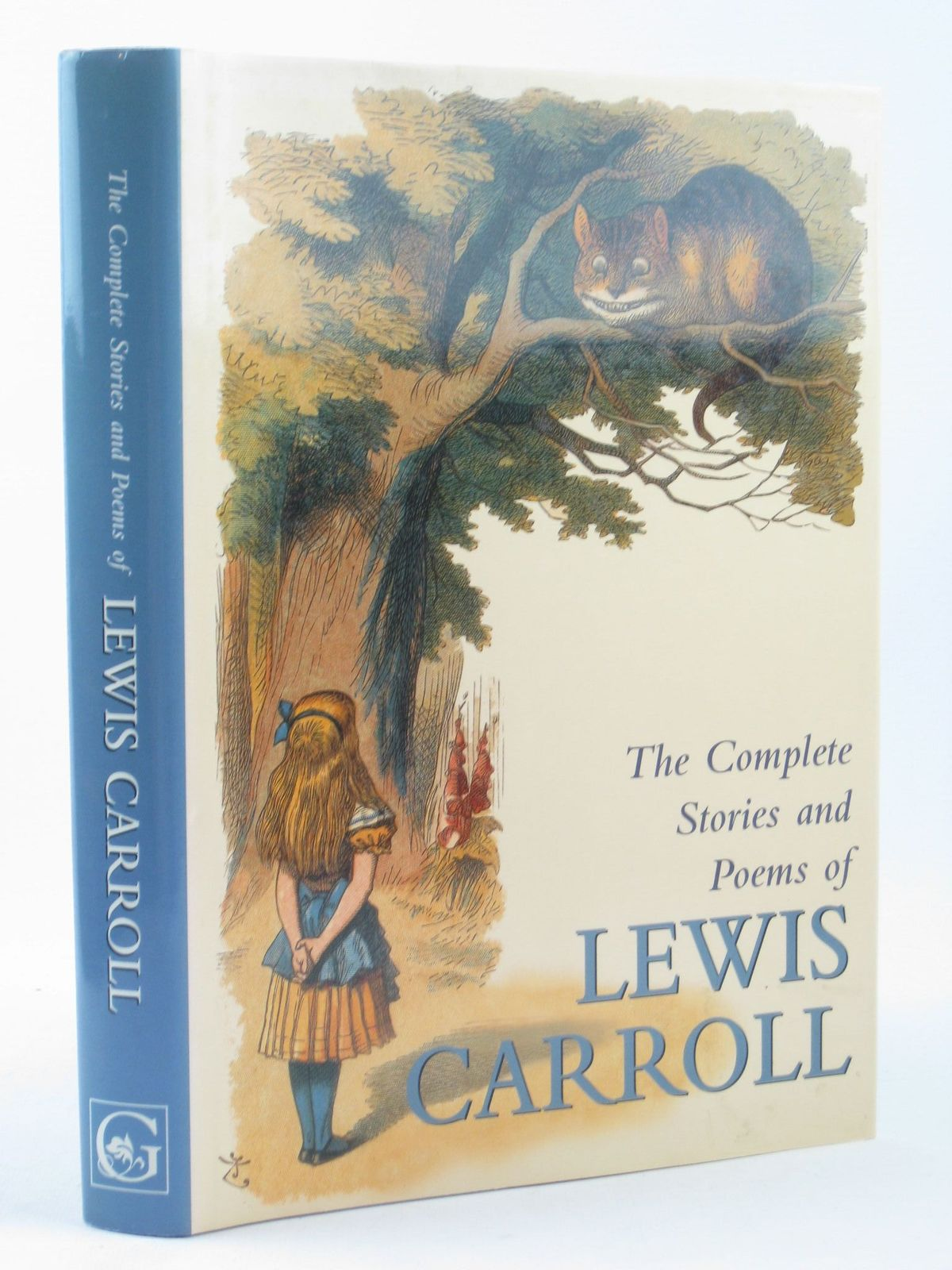 Photo of THE COMPLETE STORIES AND POEMS OF LEWIS CARROLL written by Carroll, Lewis illustrated by Tenniel, John published by Gramercy Books (STOCK CODE: 1311495)  for sale by Stella & Rose's Books