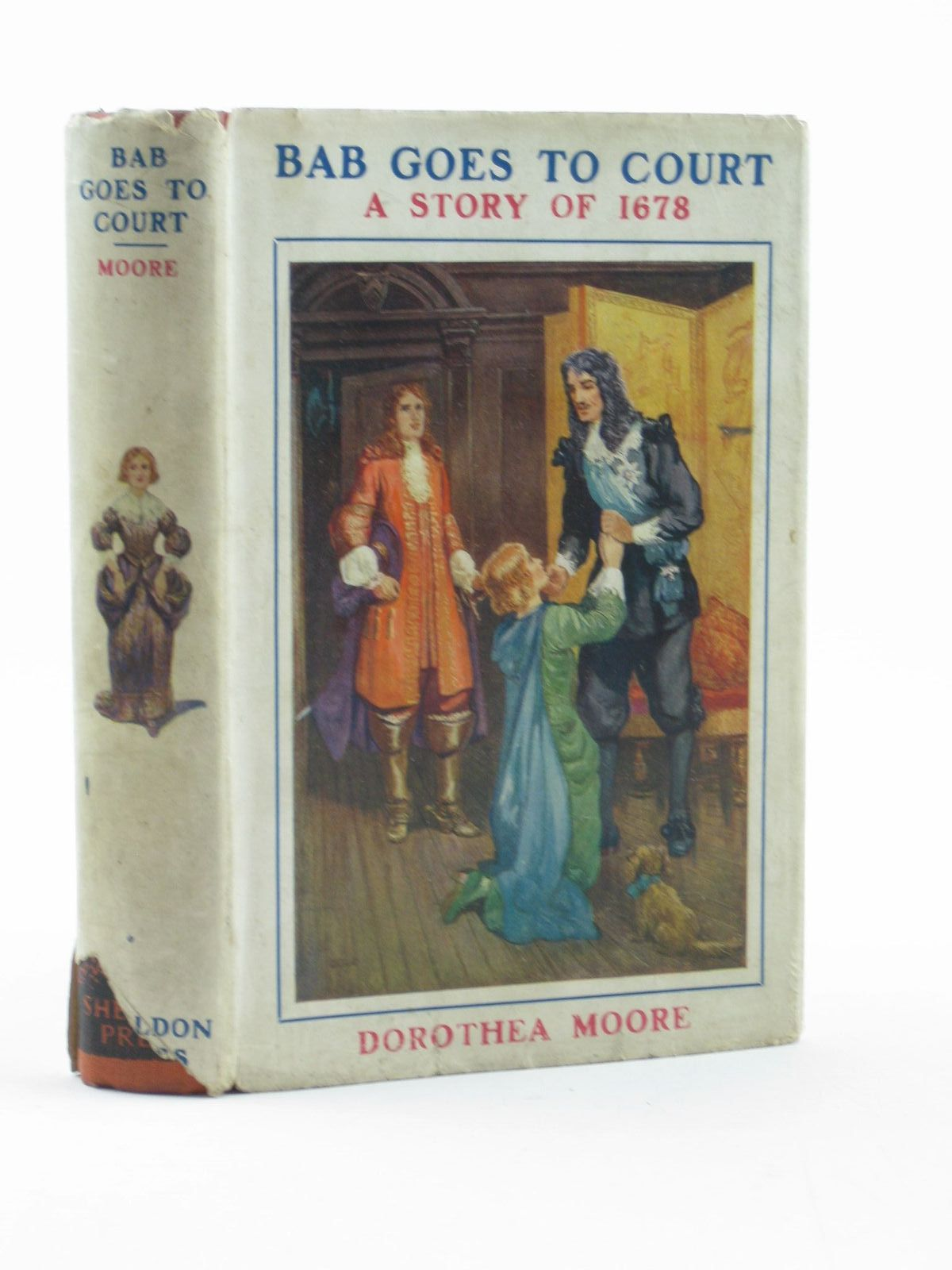 Photo of BAB GOES TO COURT written by Moore, Dorothea published by The Sheldon Press (STOCK CODE: 1311576)  for sale by Stella & Rose's Books